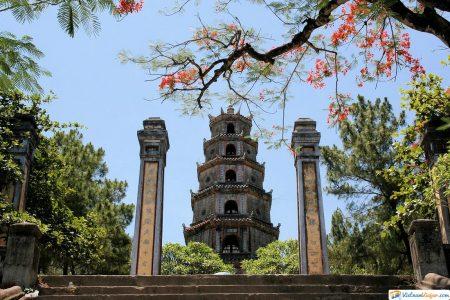 La pagoda Thien Mu
